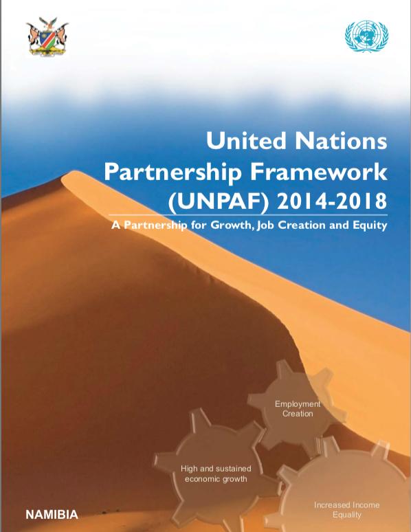 United Nations Partnership Framework (UNPAF) 2014-2018