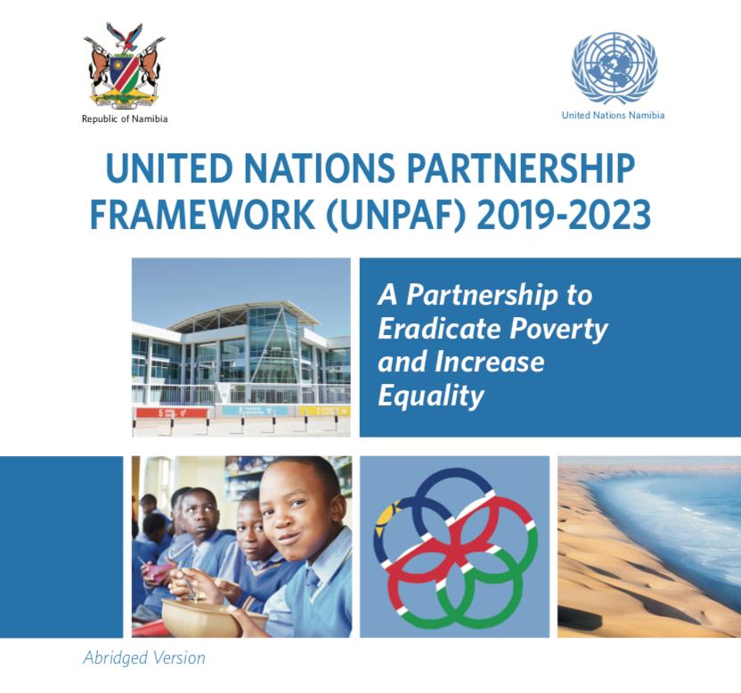 UN Partnership Framework (2019-2023) Abridged