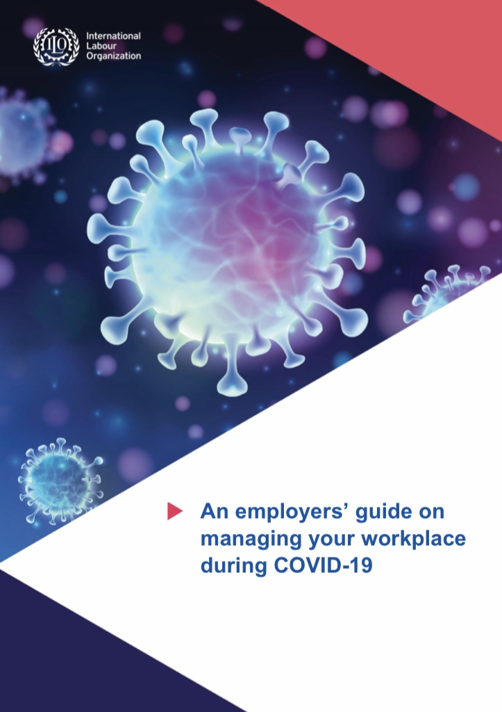 An employers' guide on managing your workplace during COVID-19
