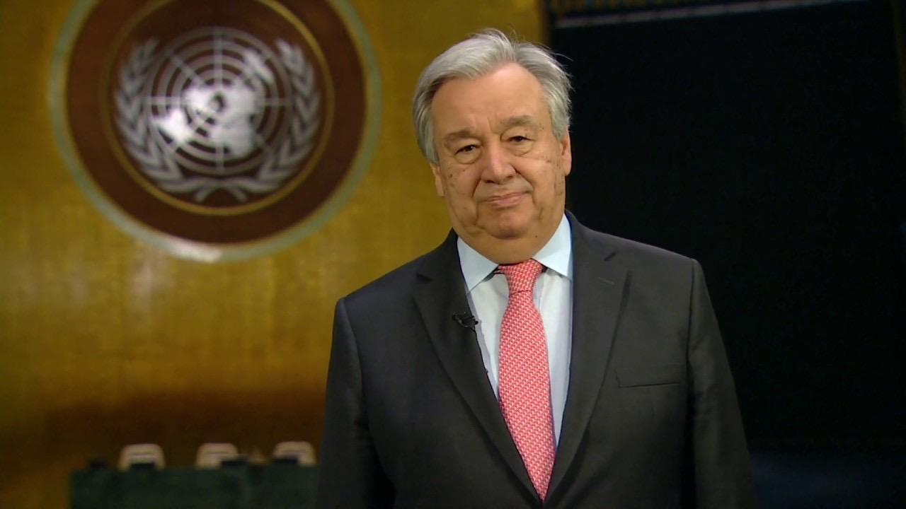 Secretary-General's  message on the 2,000,000th death from the COVID-19 pandemic