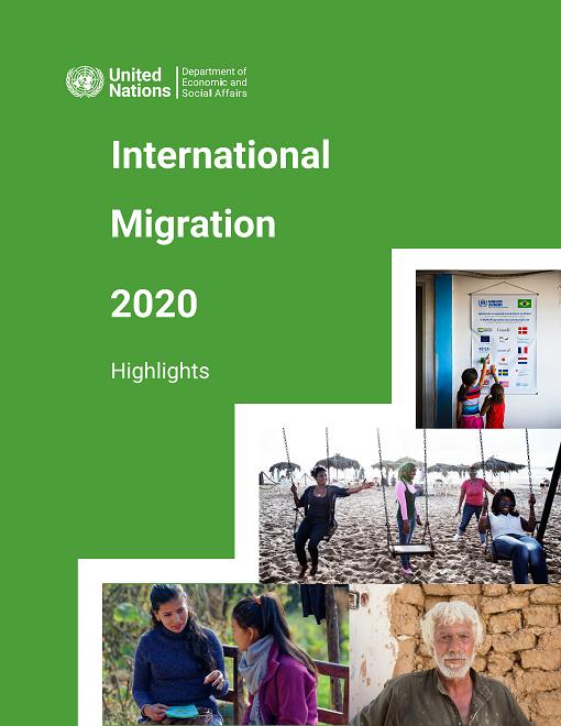 International Migration 2020 Highlights