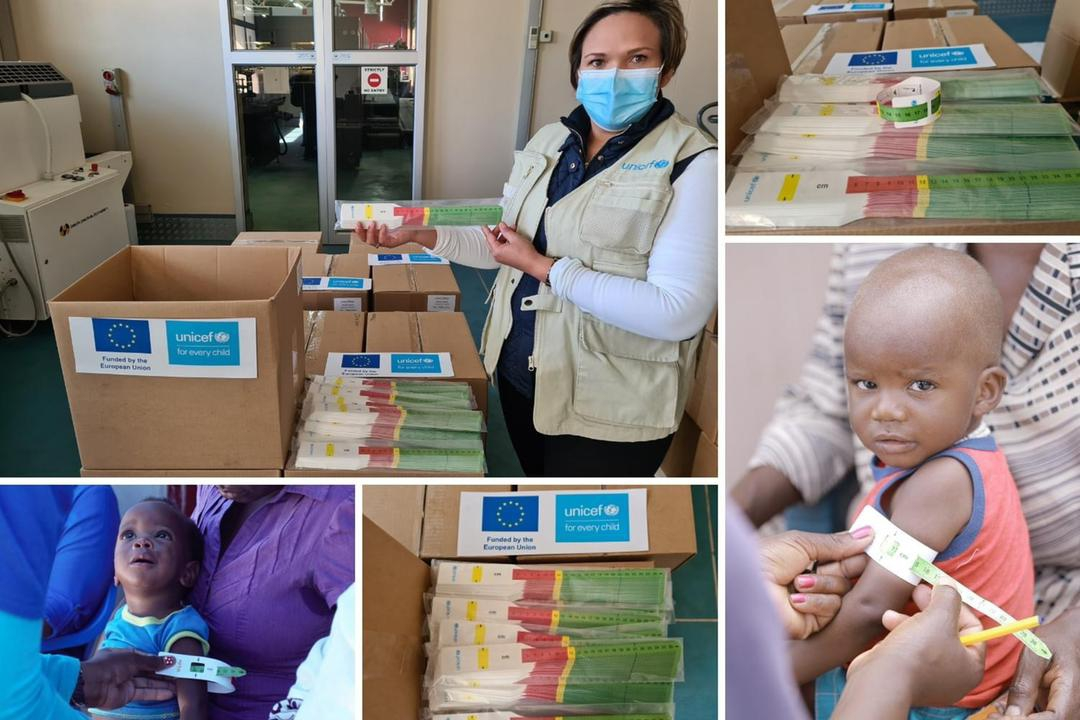 Monitoring child health and nutrition in Namibia