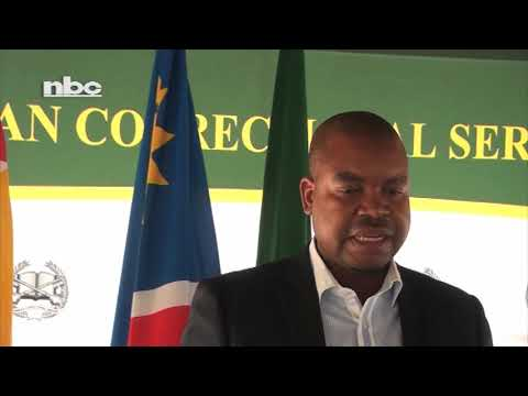 Prison Rehabilitation Programme handover to Namibia Correctional Service (NCS)