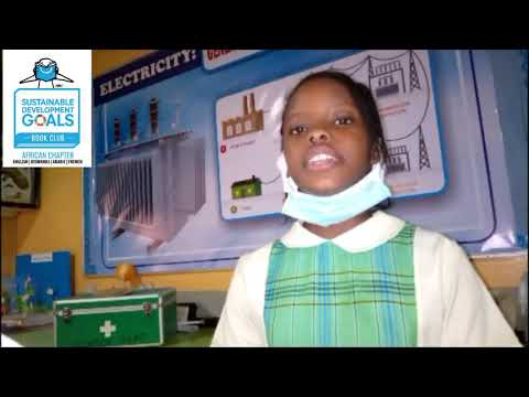 Day of the African Child | UN SDG Book Club Africa Ambassador School | Chrisland School