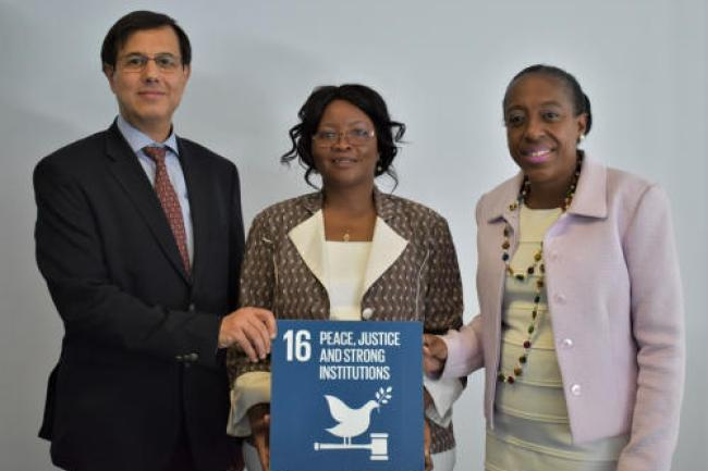 Namibians urged to live together in peace and harmony to build a sustainable world
