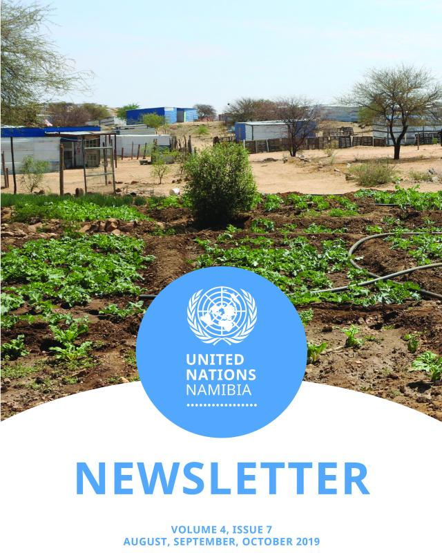 UN Namibia Newsletter Volume 4, Issue 7