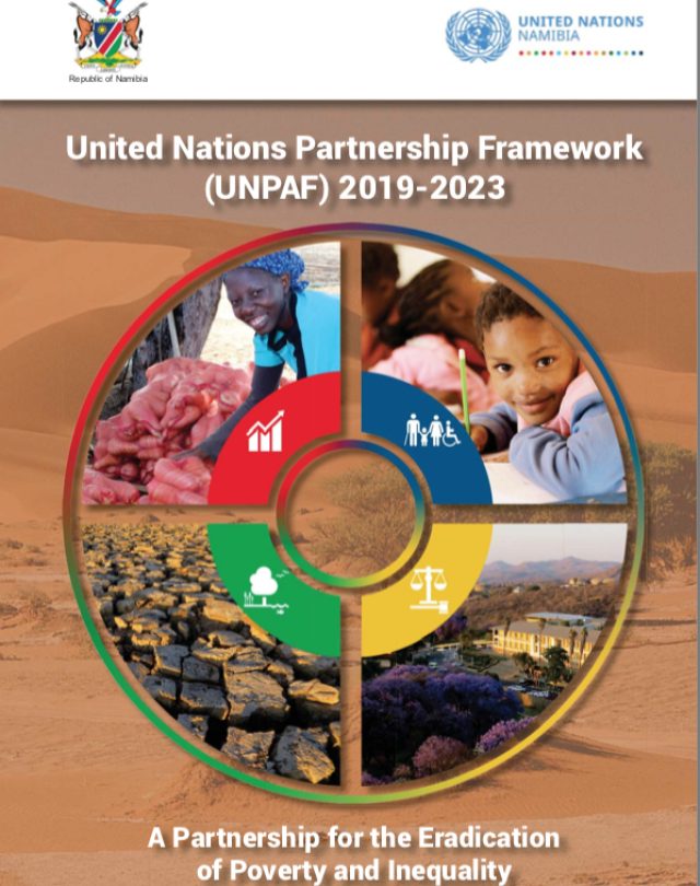 United Nations Partnership Framework(UNPAF) 2019-2023